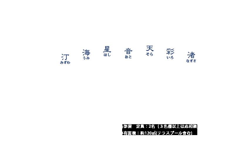 星音施設マップ