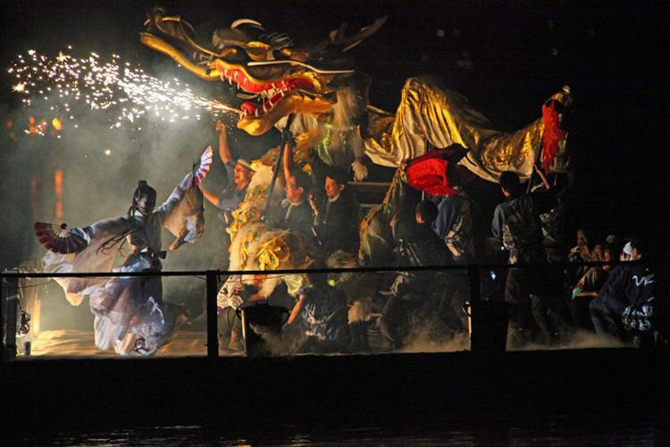 【天橋立イベント情報】7月24日は「文殊堂出船祭」