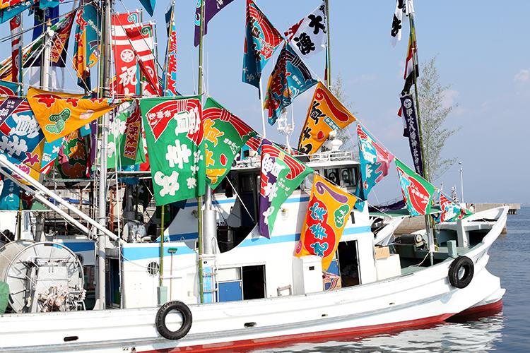 舟屋の里 大漁祭り