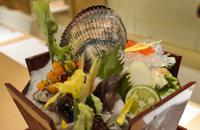 大トリ貝の料理